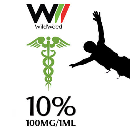 Olio CBD 10% Full Spectrum con fitocomplesso WildWeed