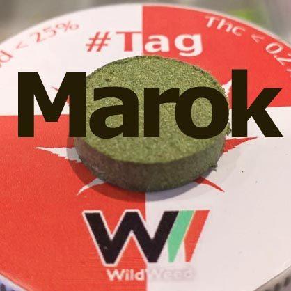 Hashish Marok #Tag 22%