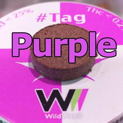 Hashish Purple #Tag 22%