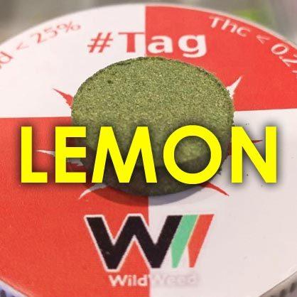 Hashish #Tag 22% Lemon