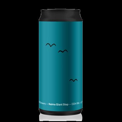Naima Giant Step - Birra DDH IPA - 6,2%