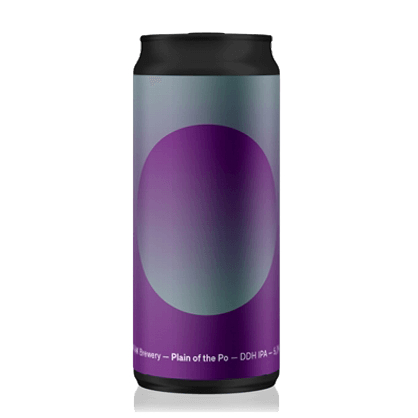 Plain of the Po Birra DDH IPA - 5,2%
