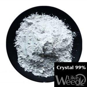 cbd in cristalli puri al 99%