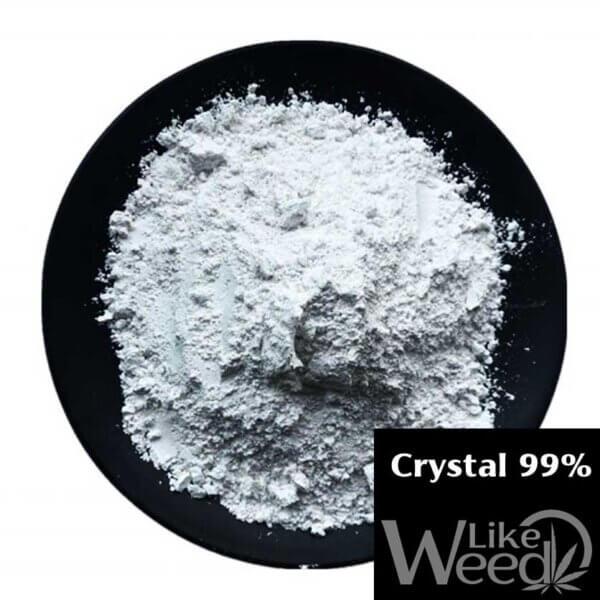 cristalli di cbd puri